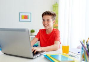 Kindertypecursus online typen