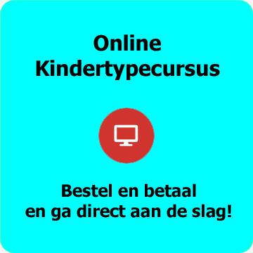 kindertypecursus typen online kind