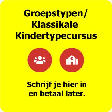 kindertypecursus typen online